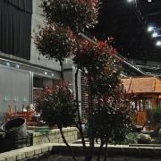 Gardenexpo 2014. - 3. építési nap
