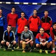 I. helyezett - a Varga Márton SzKI csapata