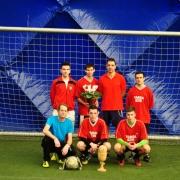 Első helyezett: Varga Márton SZKI csapata