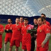 III. helyezett - Hungaroplant csapata