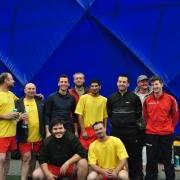 A legsportszerűbb csapat - Gyermelyi Kertépítő Kft. csapata