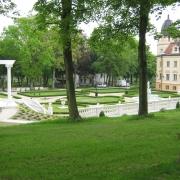 Zolla Sorokpolányi kastélypark fenntartása